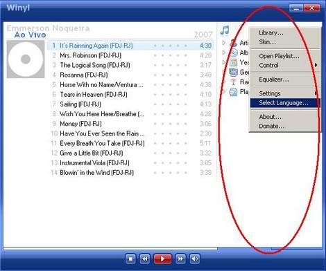 Player de Música: Winyl - Simples e Eficiente 3
