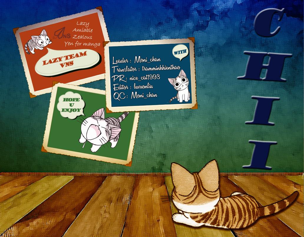 Chiis Sweet Home chap 36 - Trang 9