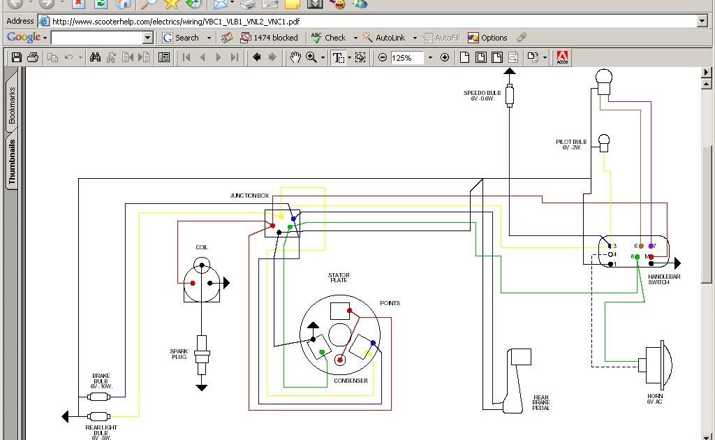doc] ➤ diagram lambretta scooter wiring diagram 100 ebook