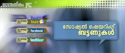 Social Share Buttons. Post by Haree for Sankethikam Blog.