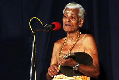 Kottackal Parameswaran Namboothiri