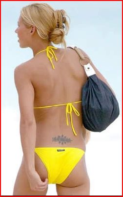 anna-kornakova-yellow-bikini-desi-undress-nude
