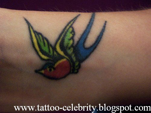 top tattoos celebrity wrist tattoos designs. Black Bedroom Furniture Sets. Home Design Ideas