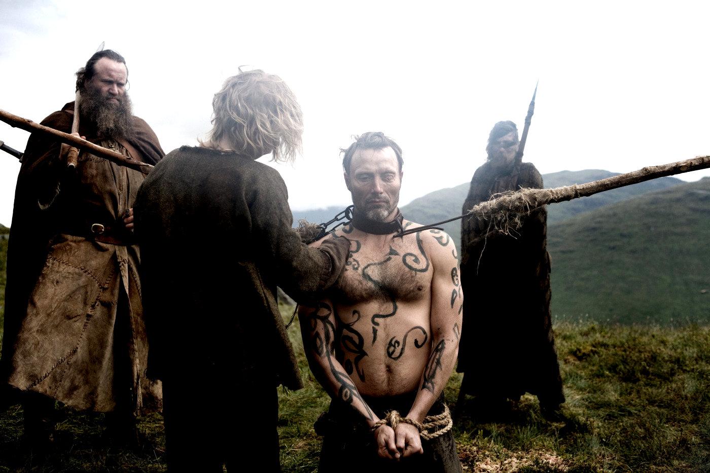 Highlander The Raven The viking slave trade...