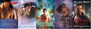 Guest Author: Meljean Brook Feb. 4-8