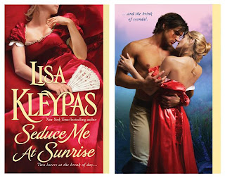 Lisa Kleypas Day at TGTBTU Today AKA Another Seduce Me At Sunrise Excerpt