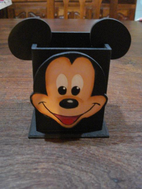 ACATOYS: Portalapices Mickey