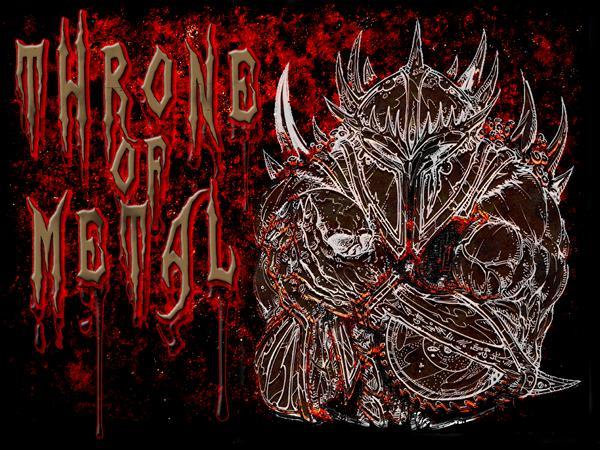 Throne of Metal Radio Show w/DJ Metallord