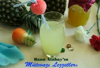 Ananas Şurubu - Görsel Anlatımı