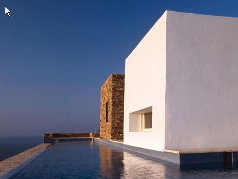 House on Antiparos Island, Greece