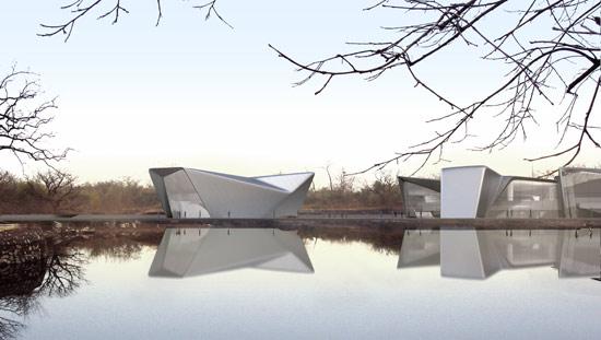 Architecture Overview: XiXi Wetland Art Museum