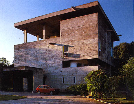 Architechnophilia House Of The Week 63 Shodan House