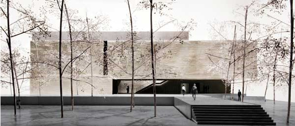 Clyfford Still Museum [Denver, Colorado]