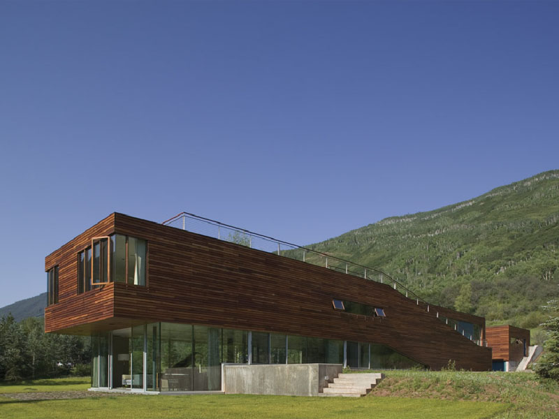House in Aspen, Colorado