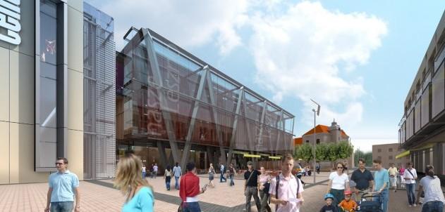 Leszno Shopping Mall [Leszno, Poland]