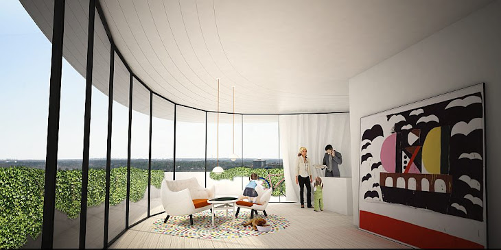 Architecture Overview: Landmark Project in Sweden