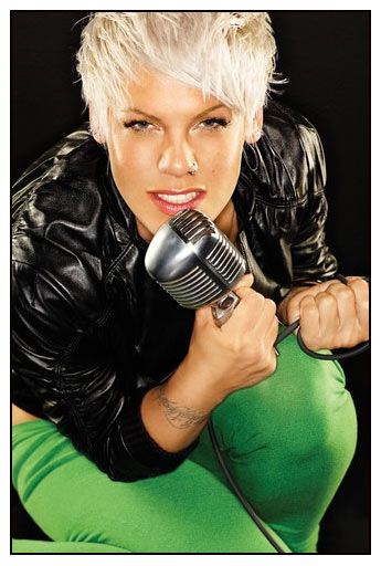 pink p!nk vocal profile