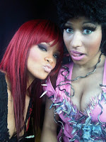 nicki and Rihanna Fly
