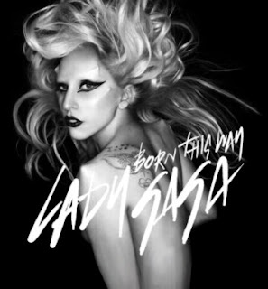 born this way single cover