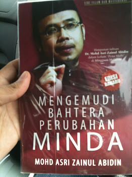 Buku yang sedang dibaca