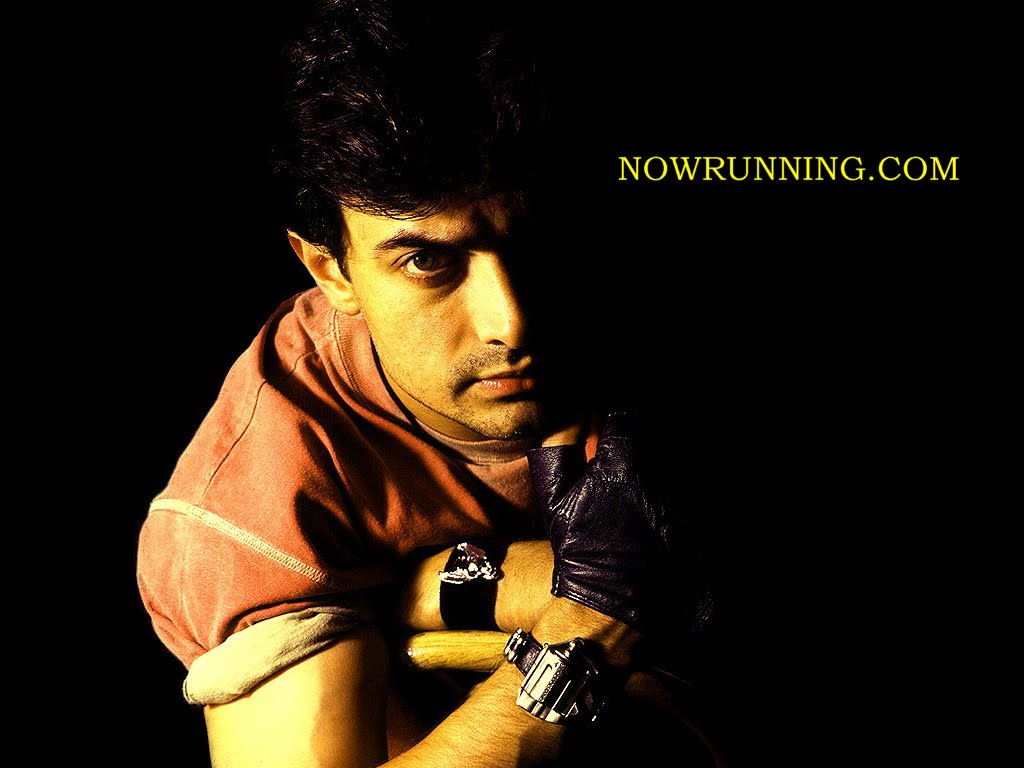 Aamir khan wallpapers free bollywood actor aamir khan in movie gulam