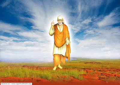 God Sai Baba Wallpaper