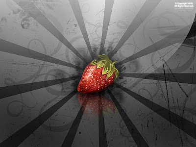 wallpaper pc free. Download Free Strawberry
