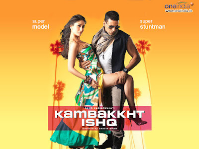 desktop movie wallpapers. Download Free PC Wallpapers for Desktop : Bollywood Movie Kambakkht Ishq