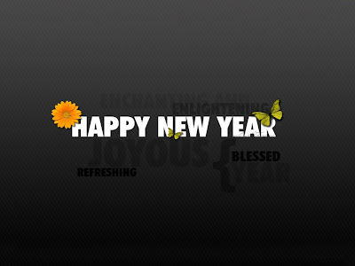 Download Printable Happy new year 2011 wallpapers free for Desktop PC