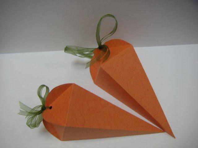 Как сделать морковку своими руками