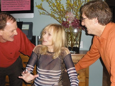 Sally Kellerman with GuyDads