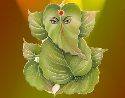 Hinduism Krishna Ganesh