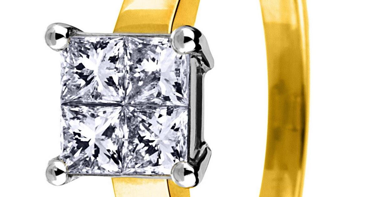Diamond Jewelery Engagement Wedding Rings Earrings Fashion ...