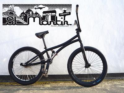 Jason Forde S 2009 St Martin Eiffel Bike Check Flat Matters Online