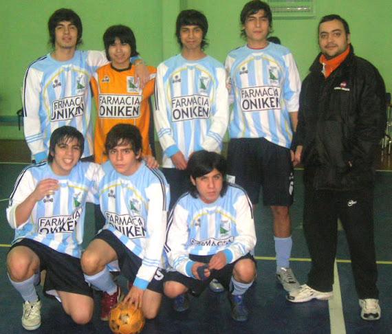 Cadetes en el 2008