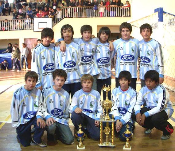 Campeón de la LIFI 2008