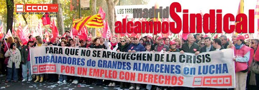 madrid alcampo sindical