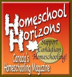Proud Supporter of Homeschool Horizons Magazine