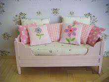 lettino rosa