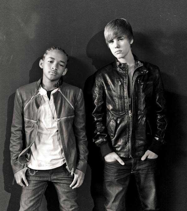 Foto Justin Bieber y Jaden Smith