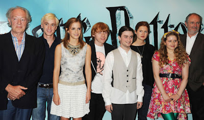 Harry Potter and Cast Memebers