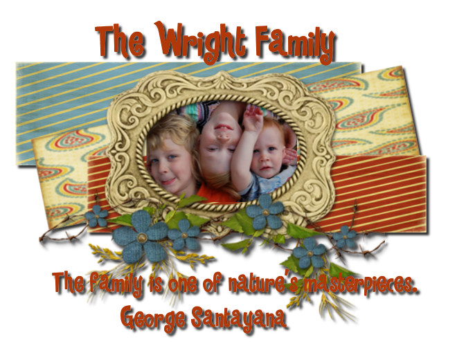 The Wright's