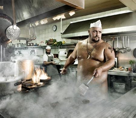 ¿Que hace exactamente un chef?