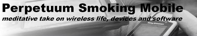 Perpetuum Smoking Mobile