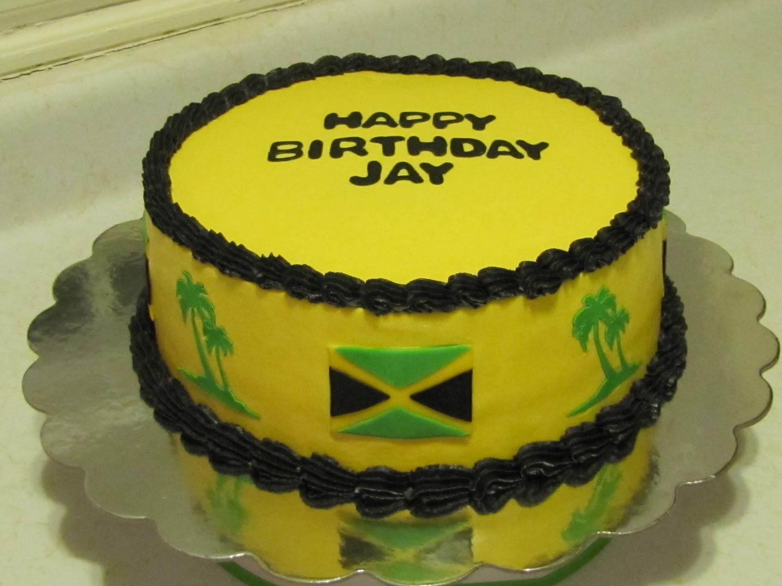 Images of Jamaican Cake - #SpaceHero