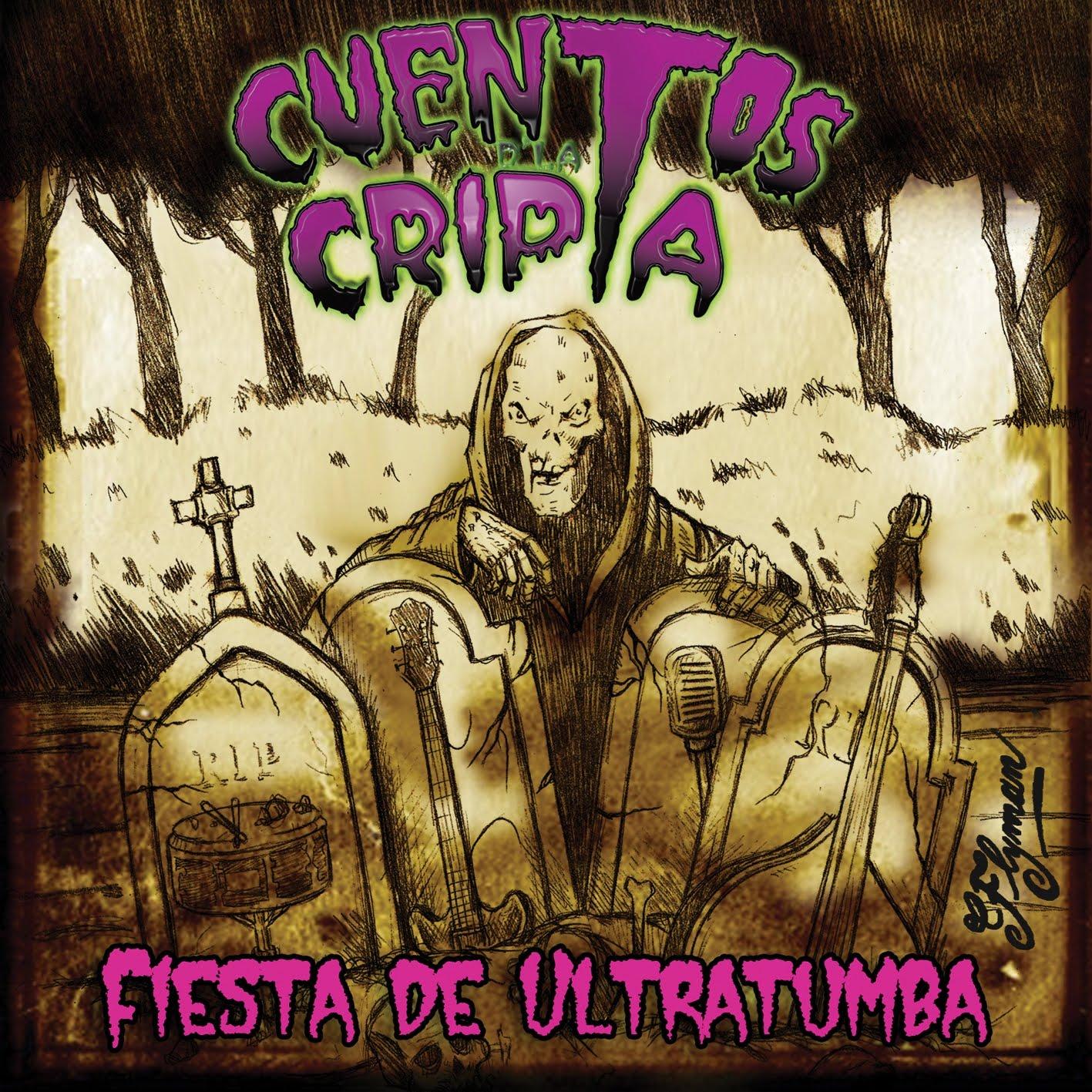 Psychobilly ecuador cuentos d la cripta ep fiesta de for Cuentos de ultratumba