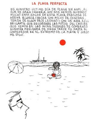 Gallardo Playa perfecta