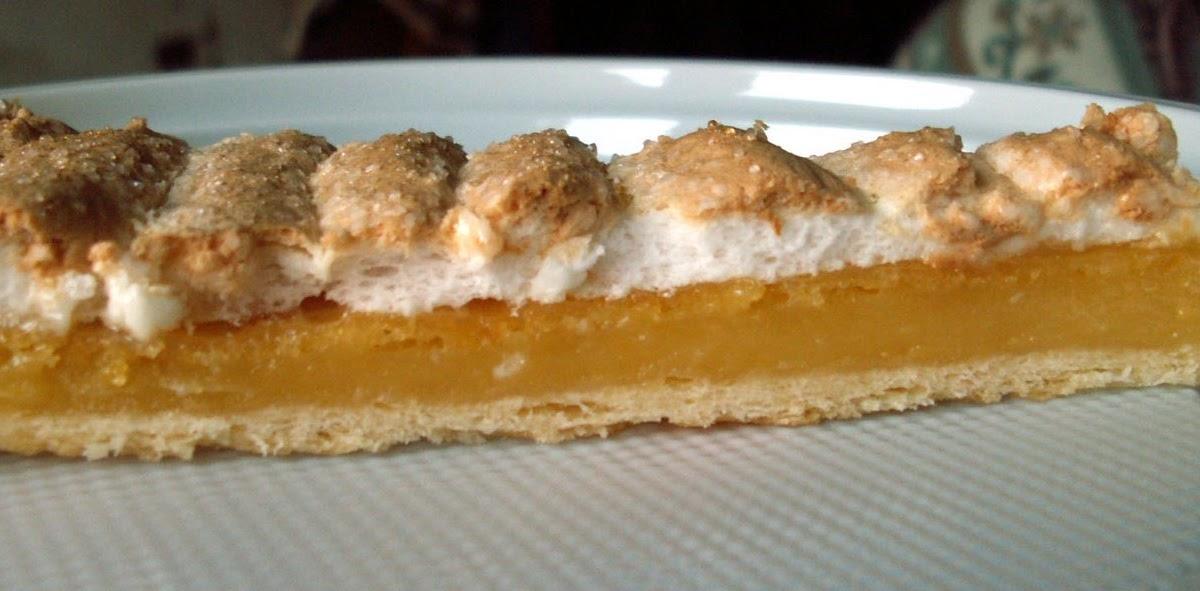 Sucrissime tarte au citron meringu e pour les nuls - Recette meringue pour les nuls ...