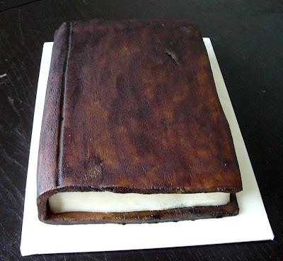 Souvent SUCRISSIME: le Gâteau-Livre : exceptionnel. SY27