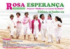 """I Encontro Movimento """"Rosa, Esperança"""""""